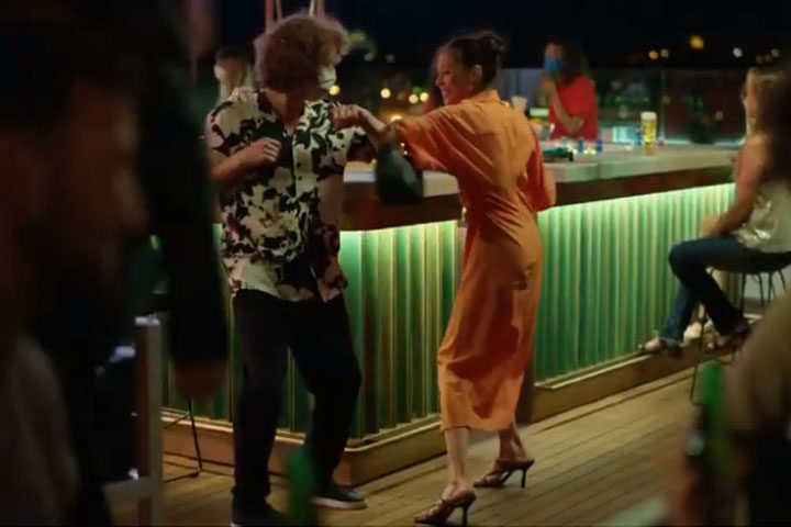 Publicis para Heineken - Back The Bars
