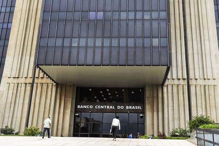 Banco Central do Brasil - Entrada
