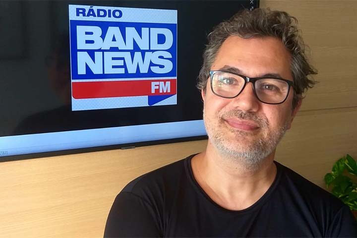 Fabio Barreto e Band News FM