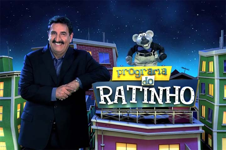 Carlos Massa - Programa do Ratinho