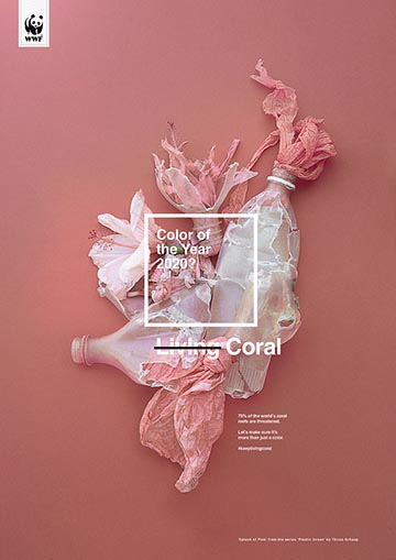 White Rabbit para WWF: Color of the Year 2020